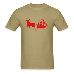 Bullship Men's Standard Black Weight T-Shirt - Men's T-Shirt