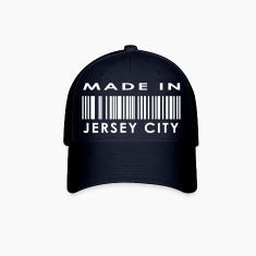 Made in Jersey City  Caps