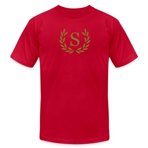 Smashed Education Shirt - Men's Fine Jersey T-Shirt