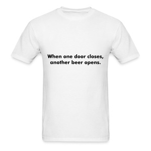 When One Door Closes Men's Tee - Men's T-Shirt