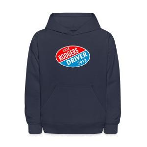 Vote Rodgers/Driver 2012 - Kids' Hoodie