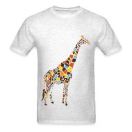 T-Shirts ~ Men's T-Shirt ~ Giraffe T-shirt