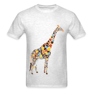 Giraffe T-shirt - Men's T-Shirt
