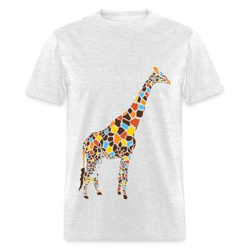 Giraffe T-shirt - Men's T-Shirt