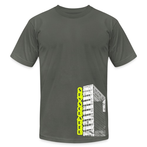 Skyscraper - Men's  Jersey T-Shirt
