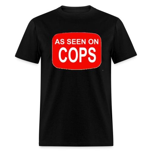 cops - Men's T-Shirt