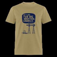 T-Shirts ~ Men's T-Shirt ~ WINDMILLS (khaki)