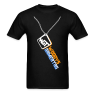 T-Shirts ~ Men's T-Shirt ~ Mens Tee : WGT Bling