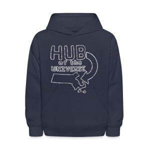 Hub of the Universe - Kids' Hoodie