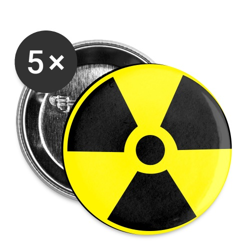 Smal Radioactive button - Small Buttons
