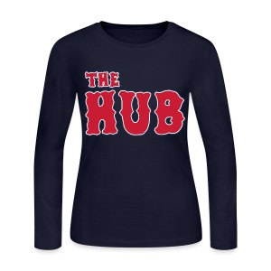 The Hub - Women's Long Sleeve Jersey T-Shirt
