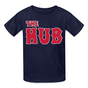 The Hub - Kids' T-Shirt