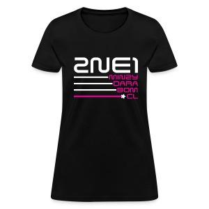 2NE1 Bias CL 1 - Women's T-Shirt