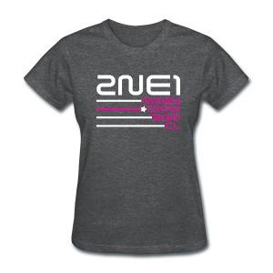 2NE1 Bias DARA 2 - Women's T-Shirt