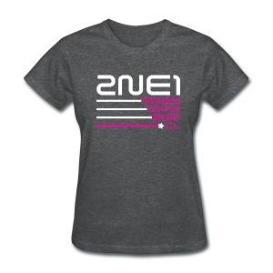 2NE1 Bias CL 2 - Women's T-Shirt