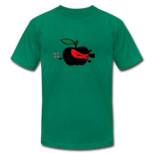 Bad Ass Apple - Men's  Jersey T-Shirt