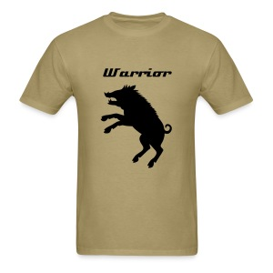 The Boar - Men's T-Shirt