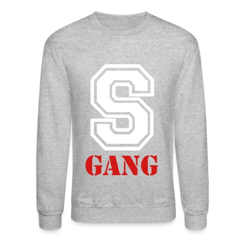 S-GANG The Hamptons Edition Grey - Crewneck Sweatshirt