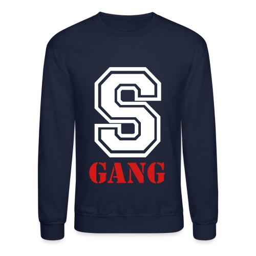 S- GANG The Hamptons Edition NavyBlue - Crewneck Sweatshirt