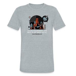 ALCHEMIST (vintage tee) - Unisex Tri-Blend T-Shirt