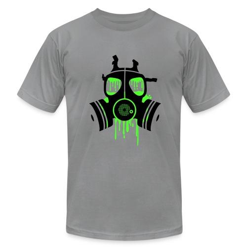 Gas Mask Men's Tee - Men's  Jersey T-Shirt