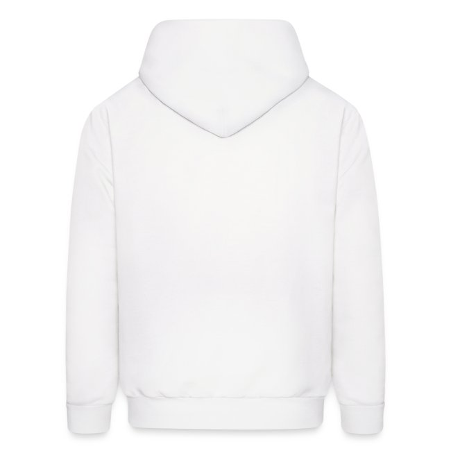 Vintage Design Hooded Sweatshirt