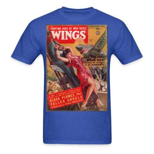 Wings Summer 1948 - Men's T-Shirt