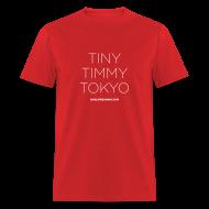 T-Shirts ~ Men's T-Shirt ~ TINY TIMMY TOKYO