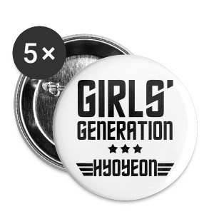 [SNSD] Genie Hyoyeon - Large Buttons