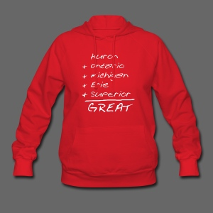 Math is Great - Women's Hoodie