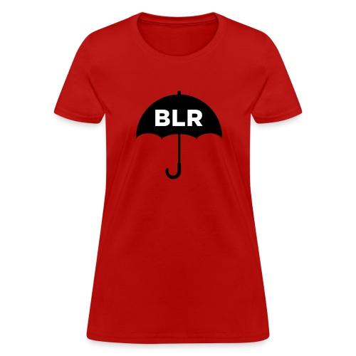 BLACK UMBRELLA (women's tee) - Women's T-Shirt