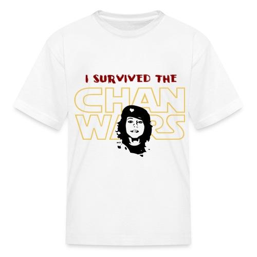 I Survived the Chan Wars - Kids' T-Shirt