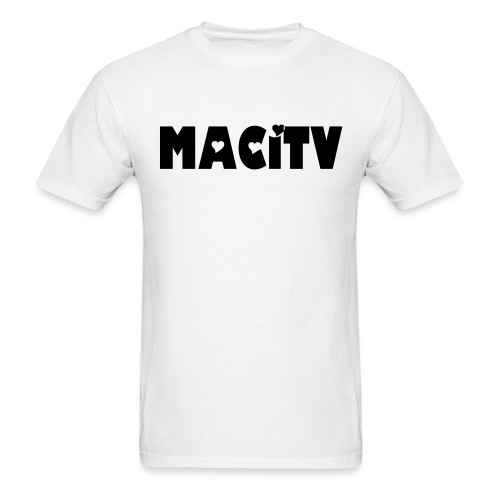Mens, MACiTV, T-shirt - Men's T-Shirt