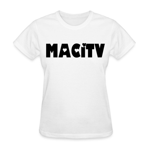 Mens, MACiTV, T-shirt - Women's T-Shirt