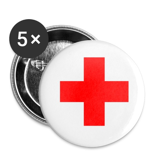 Large Buttons (5-Pack) - Large Buttons