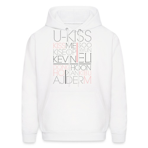 [UKISS] U-Kiss (All 9 Members) - Men's Hoodie