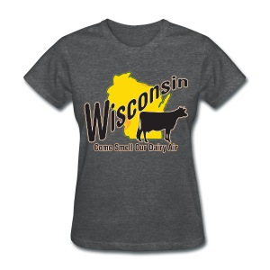 Wisconsin Dairy Air - Women's T-Shirt