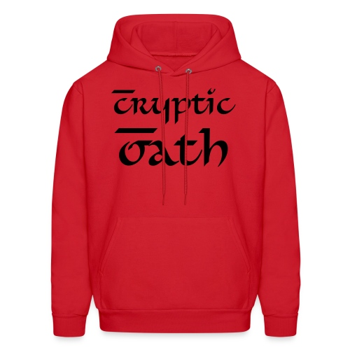 Alternate Cryptic Oath Hooded Sweatshirt - Men's Hoodie