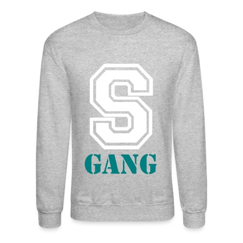 S-GANG The Hamptons Edition Blue - Crewneck Sweatshirt
