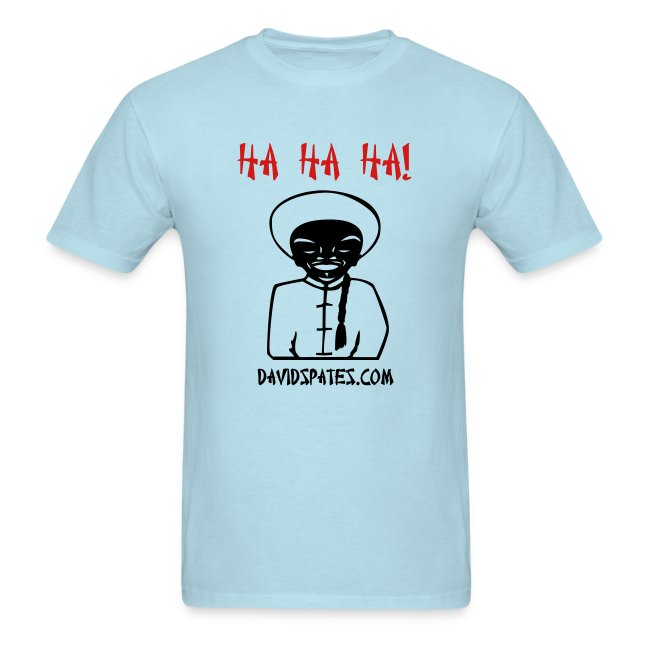 Mr Smart Azz -  Laugh Men's Standard Weight T-Shirt
