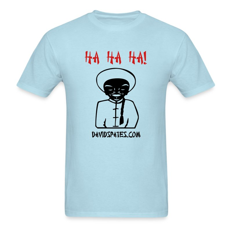 Mr Smart Azz -  Laugh Men's Standard Weight T-Shirt - Men's T-Shirt