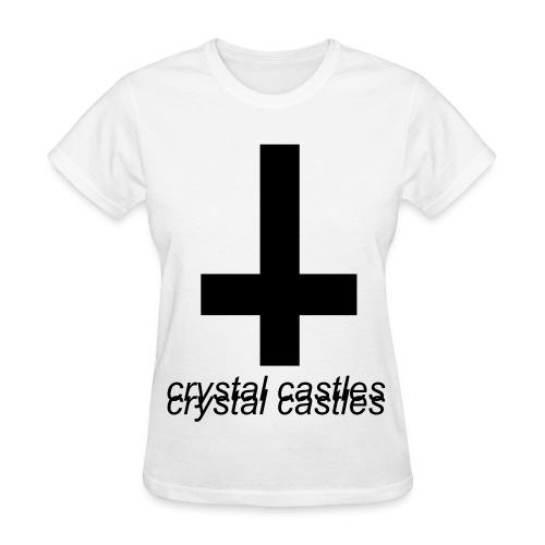 Crystal castles - Women's T-Shirt