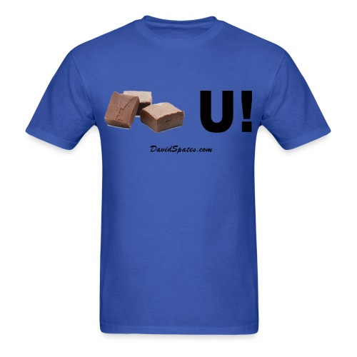 Fudge You - Men's Standard Weight T-Shirt - Men's T-Shirt