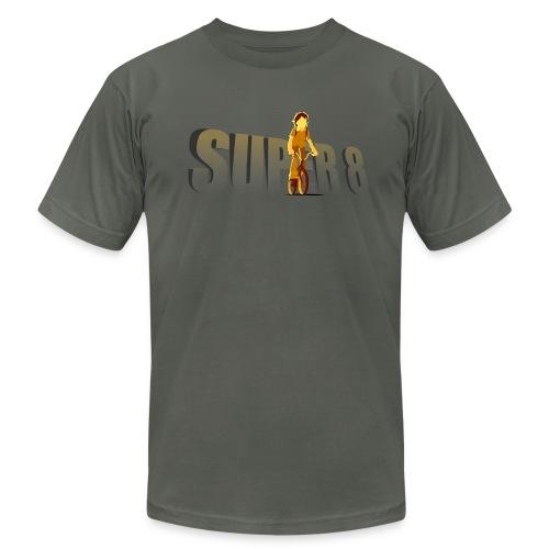 Super 8 movie - Men's Fine Jersey T-Shirt