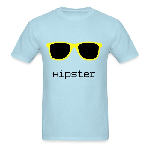 Hipster Style - Men's T-Shirt