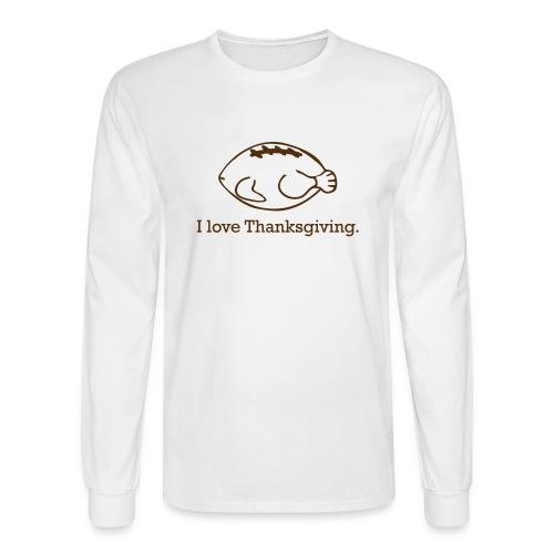 Thanksgiving - Men's Long Sleeve T-Shirt