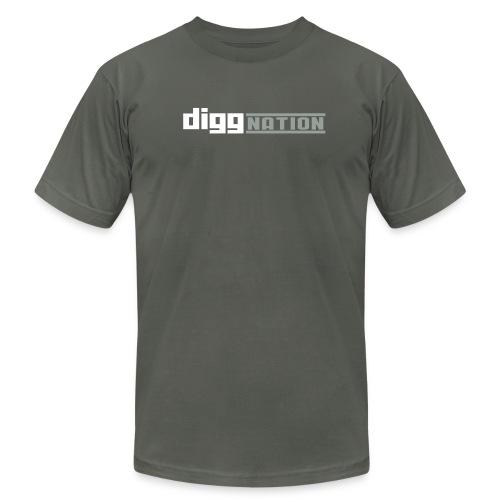 Men's DiggNation American Apparel Tee - Men's Fine Jersey T-Shirt
