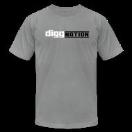 T-Shirts ~ Men's T-Shirt by American Apparel ~ Men's Tee by American Apparel