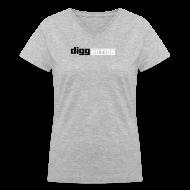 Women's T-Shirts ~ Women's V-Neck T-Shirt ~ Women's V-Neck T-Shirt
