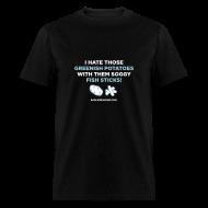 T-Shirts ~ Men's T-Shirt ~ SOGGY FISH STICKS